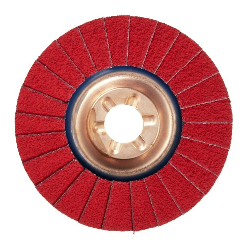 LUKAS Fächerschleifscheibe SLTT universal Ø 115 mm Ceramic Korn 40 flach Produktbild