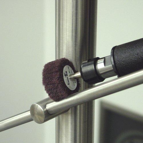 10 Stk. | LUKAS Fächerschleifer SFV universal 60x30 mm Schaft 6 mm Korund Korn 104 Schaltbild