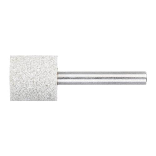 10 Stk. | Polierstift P6ZY Zylinderform Medium 13x20 mm Schaft 3 mm Edelkorund Artikelhauptbild