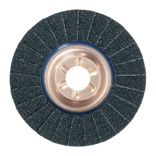 LUKAS Fächerschleifscheibe SLTT universal Ø 115 mm Zirkonkorund Korn 60 flach Produktbild