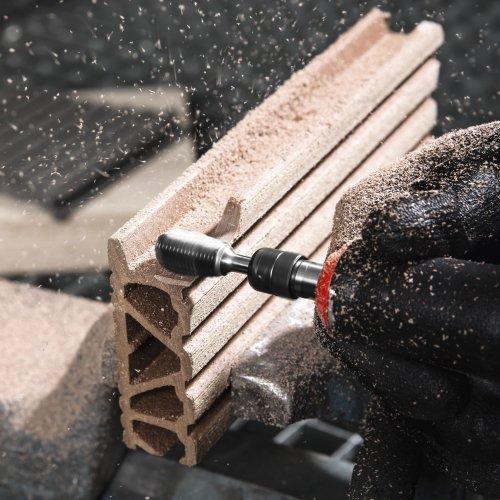 LUKAS Fräser HFE Tropfenform für Holz 12x20 mm Schaft 6 mm  Schaltbild