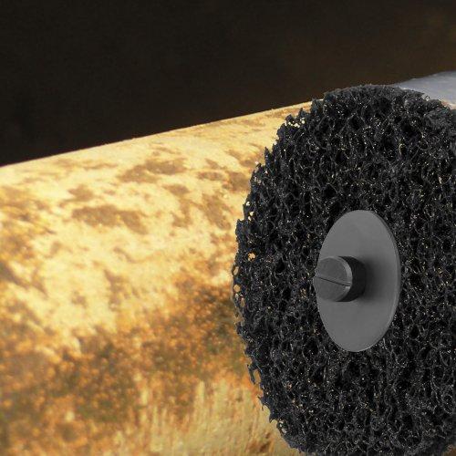 10 Stk. | Reinigungsvlies ASVS universal 60x13 mm Bohrung 13mm Schaltbild