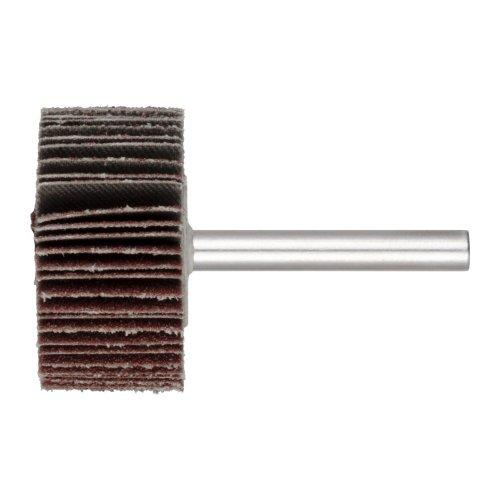 LUKAS Fächerschleifer SFL universal 30x10 mm Schaft 3 mm Korund Korn 60 Artikelhauptbild
