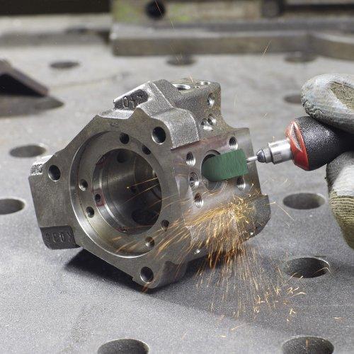 25 Stk. | LUKAS Schleifkappe SKKES Rundkegelform universal 16x32 mm Spezialkorund Korn 80  Schaltbild