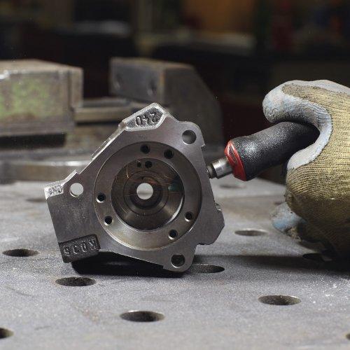 20 Stk. | Schleifstift KE Rundkegelform für Stahl/Stahlguss 10x25 mm Schaft 6 mm Korn 46/60 Schaltbild