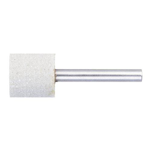 10 Stk.   Polierstift P6ZY Zylinderform Fein 20x20 mm Schaft 6 mm Edelkorund Artikelhauptbild