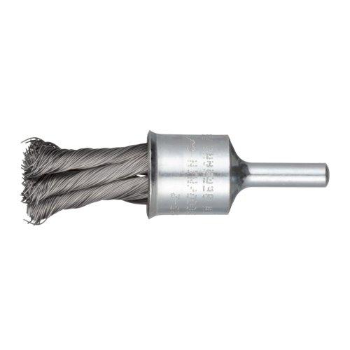 10 Stk. | Pinsel-Drahtbürste BPSZ universell 20x29 mm für Bohrmaschinen gezopft Artikelhauptbild