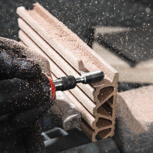 LUKAS Fräser HFF Rundbogenform für Holz 6x18 mm Schaft 6 mm  Schaltbild