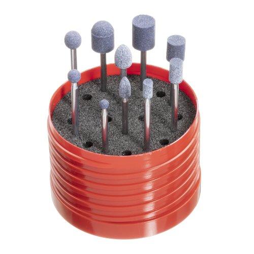 LUKAS Schleifstift-Set für Edelstahl/Stahl 10-teilig Schaft 3x50 mm NDW/ Ceramic  Artikelhauptbild
