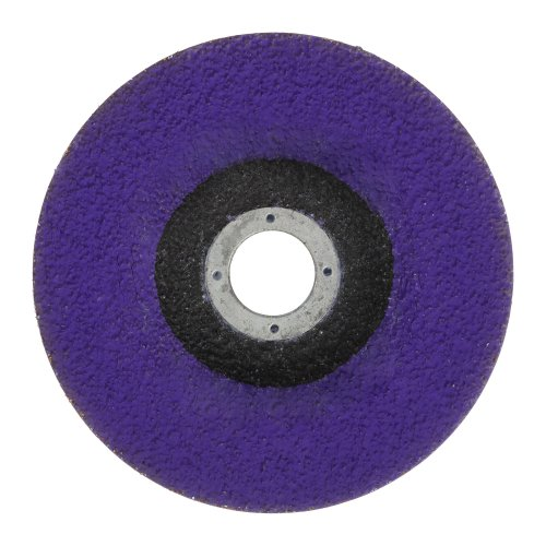 LUKAS Kompaktschleifteller PURPLE GRAIN SINGLE Ø 125 mm Ceramic Korn 36 gekröpft Produktbild
