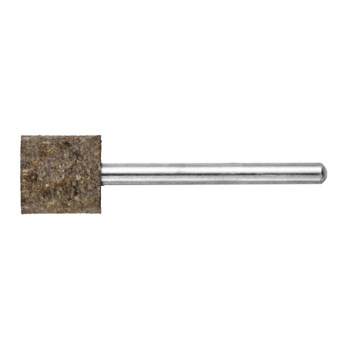 20 Stk. | LUKAS Polierstift P5 Zylinderform Medium 6x10 mm Schaft 3 mm  Artikelhauptbild