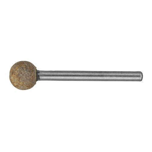 20 Stk. | LUKAS Polierstift P5 Kugelform Fein 8x8 mm Schaft 3 mm  Artikelhauptbild