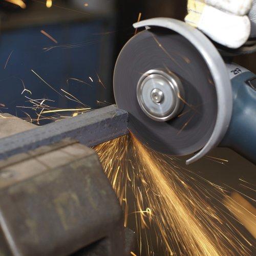 LUKAS Trennscheibe T41 für Alu Ø 115x1,0 mm gerade | für Winkelschleifer Schaltbild