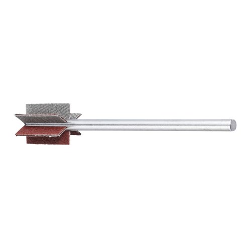 10 Stk. | Mini-Fächerschleifer MFS universal 25x30 mm Schaft 6x40 mm Produktbild