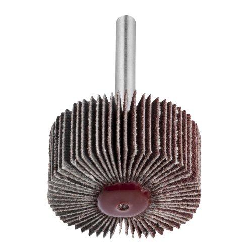 10 Stk. | Fächerschleifer SFL universal 20x20 mm Schaft 6 mm Korund Korn 80 Produktbild