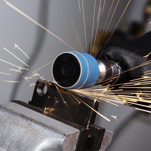 5 Stk. | Werkzeugaufnahme STZY für Schleifhülsen 22x20 mm Schaft 6 mm Schaltbild