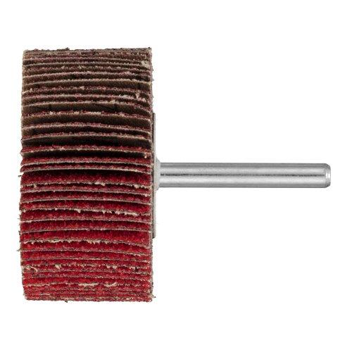 10 Stk. | LUKAS Fächerschleifer SFL universal 60x15 mm Schaft 6 mm Ceramic Korn 80  Artikelhauptbild