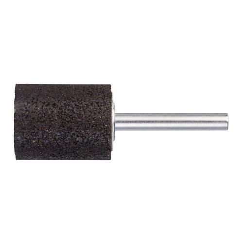 20 Stk. | LUKAS Schleifstift ZY Zylinderform für Werkzeugstähle 50x25 mm Schaft 8 mm Korn 24  Artikelhauptbild