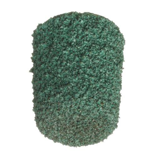 100 Stk. | LUKAS Schleifkappe SKZYS Zylinderform universal 10x15 mm Spezialkorund Korn 150  Produktbild