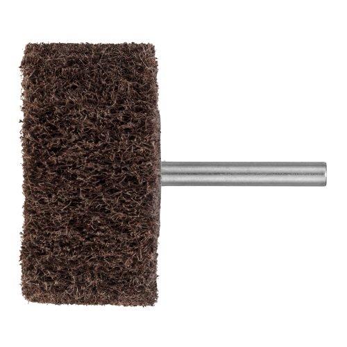 10 Stk. | LUKAS Fächerschleifer SFV universal 40x20 mm Schaft 6 mm Korund Korn 106 Artikelhauptbild