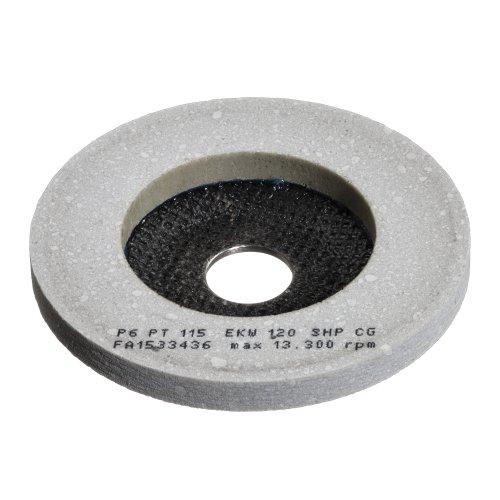 5 Stk. | Polierteller P6PT Ø 125 mm Fein für Winkelschleifer flach Kompaktkorn Produktbild