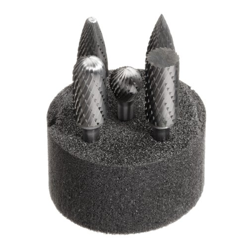LUKAS Fräser-Set F5 universal 5-teilig Schaft 3 mm  Produktbild