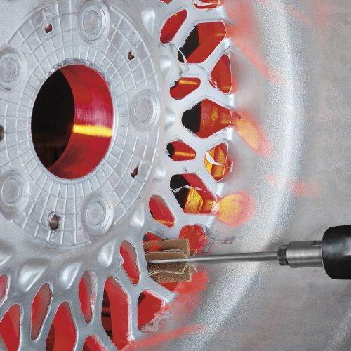 10 Stk. | Mini-Fächerschleifer MFS universal 25x30 mm Schaft 6x40 mm Schaltbild