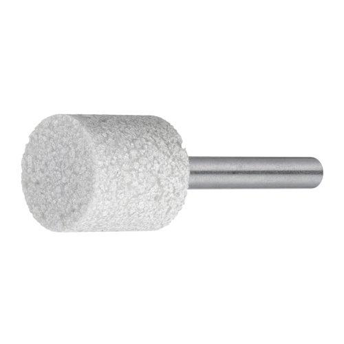 10 Stk. | Polierstift P6ZY Zylinderform Medium 16x20 mm Schaft 6 mm Edelkorund Produktbild