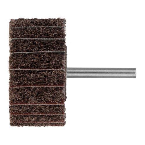 10 Stk. | LUKAS Fächerschleifer SFM universal 60x30 mm Schaft 6 mm Korund Korn 106/150  Artikelhauptbild