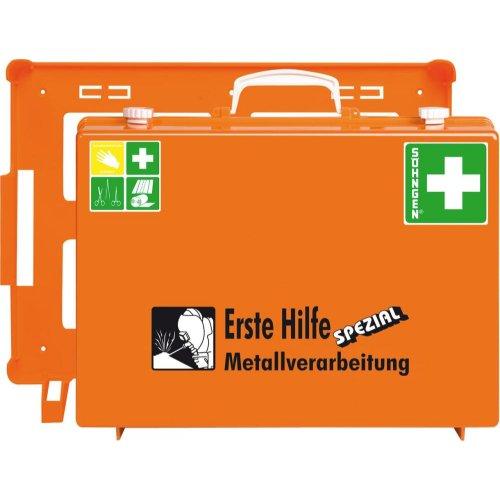 Söhngen Erste-Hilfe Spezial MT-CD Metallverarbeitung,orange