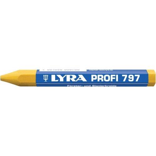 Lyra Förster u. Signierkreide 797 rot á  12 Stück