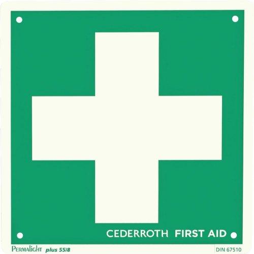 Cederroth Sicherheitsschild Erste Hilfe