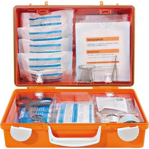 Söhngen Erste-Hilfe-Koffer San, CDStandard, DIN13157 m.Erw.
