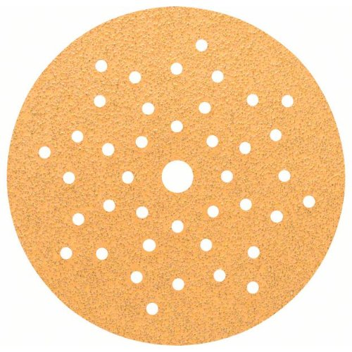 Schleifblatt C470, 125 mm, 40, Multilochung, Klett, 5er-Pack
