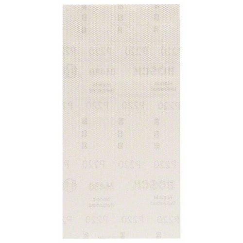 Schleifblatt M480 Net, Best for Wood and Paint, 115 x 230 mm, 220, 10er-Pack