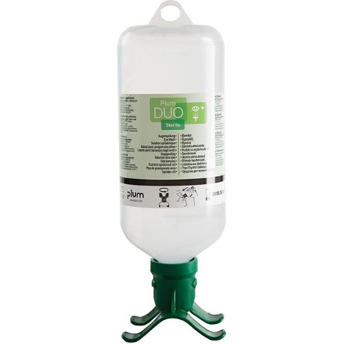 Plum Augenspülflasche Duo, 1000 ml