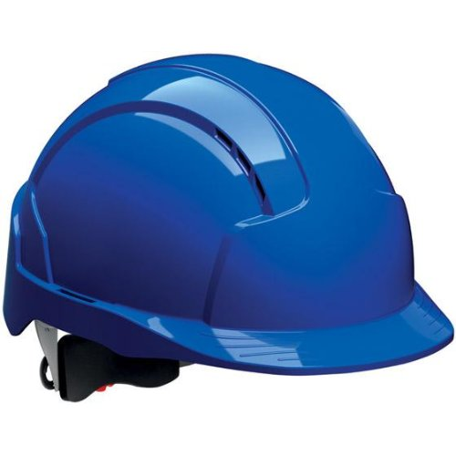 JSP Schutzhelm EVOLite m.Drehverschlusss, blau