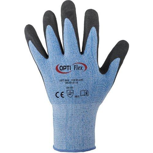 Stronghand Handschuh Portland, Nitril, Gr. 9