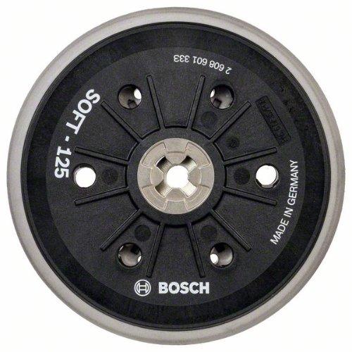 Schleifteller Multiloch weich, 125 mm