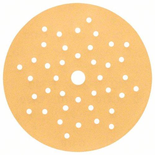 Schleifblatt C470, 125 mm, 240, Multilochung, Klett, 5er-Pack