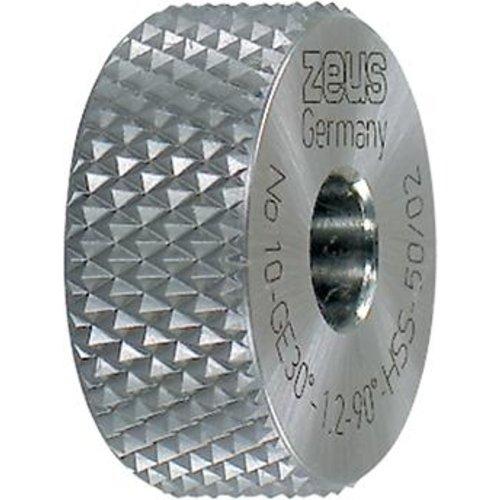 H+K Zeus Rändelrad DIN 403 PM GE 20 x 8 x 6 mm 0,6 tlg.