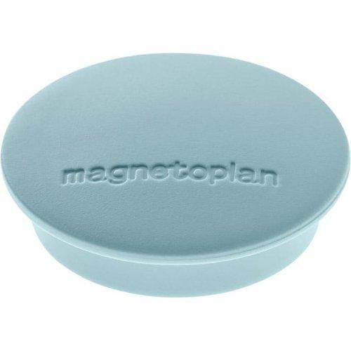 magnetoplan Magnet D34mm VE10 Haftkraft 1300 g blau