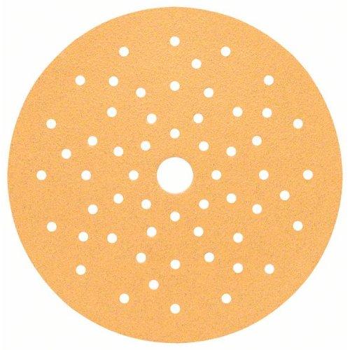 Schleifblatt C470, 150 mm, 80, Multilochung, Klett, 50er-Pack