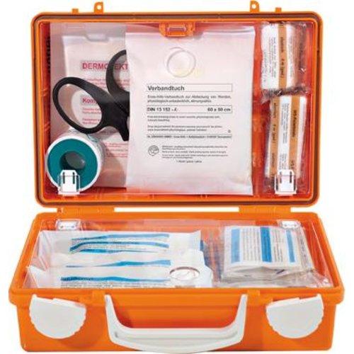 Söhngen Erste-Hilfe-Koffer Quick Inh.Standard, DIN13157, orange