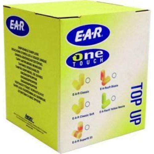 3M EAR Nachfüllbtl.Soft Top up yel.Neons(a 500 Paar)
