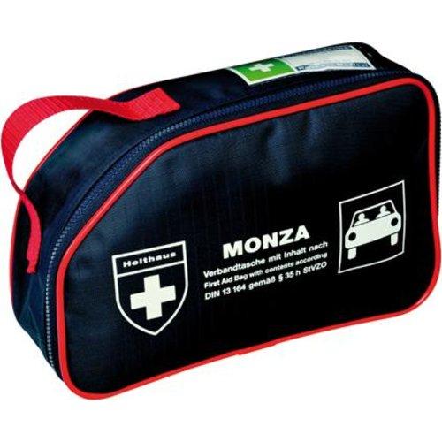 Holthaus Medical Kfz-Verbandtasche Monza, DIN 13164, blau