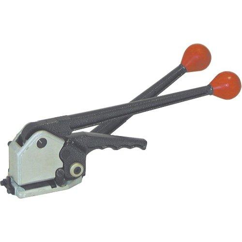 Stahlband-Umreif.-Gerät f.13/16/19mm,hülsenlos