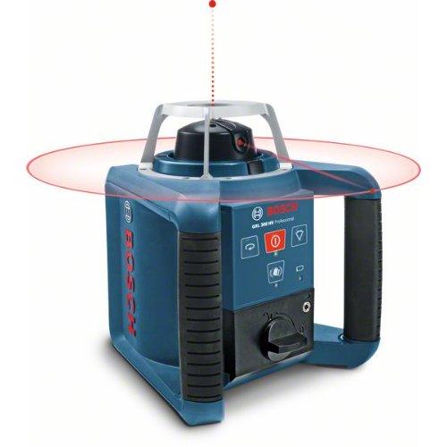 Rotationslaser GRL 300 HV, mit RC 1, WM 4 und LR 1