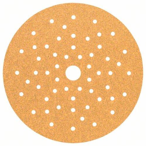 Schleifblatt C470, 150 mm, 40, Multilochung, Klett, 5er-Pack