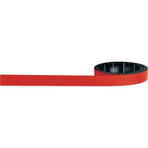 magnetoplan Magnetoflex-Band rot 10mm x 1m